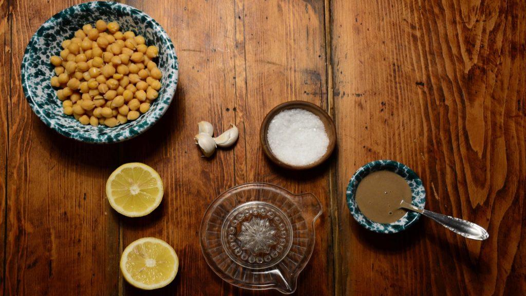 Hummus di ceci con gli avanzi: ingredienti e preparazione - Riciblog