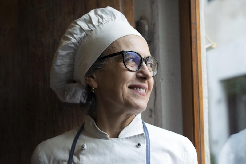 Chef Mariolina Garau - Riciblog