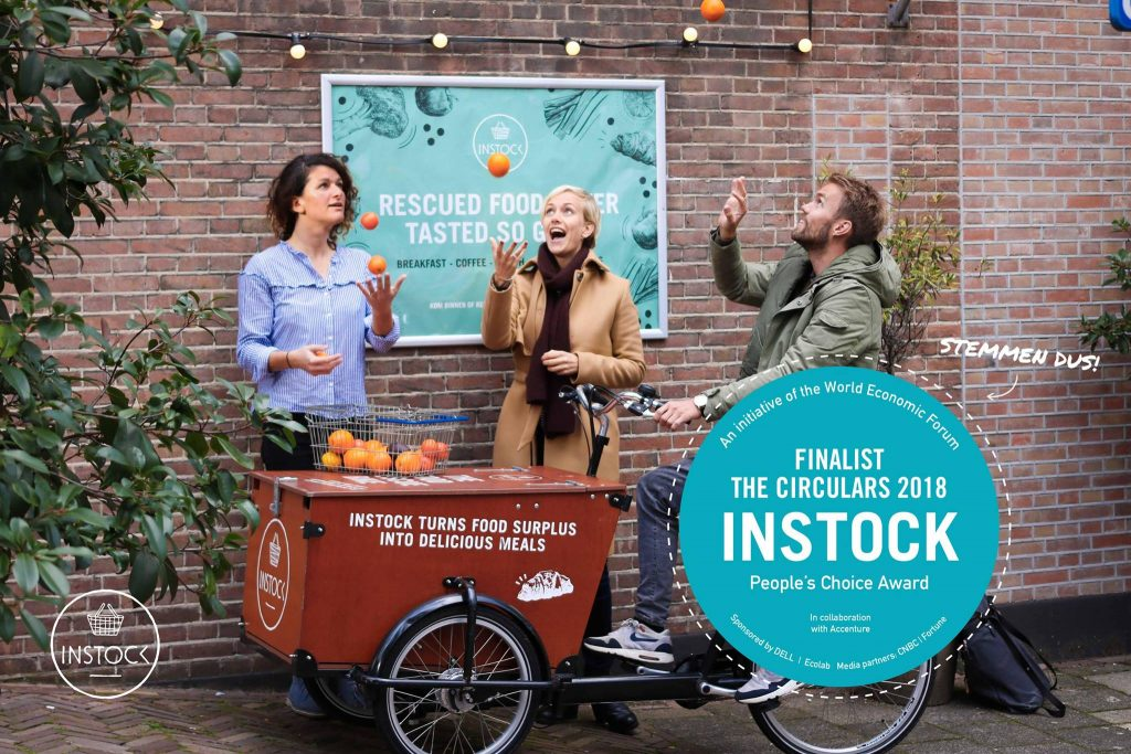 Instock dà una seconda vita agli ingredienti invenduti - Riciblog