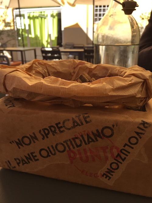 Porta pane antispreco - Riciblog