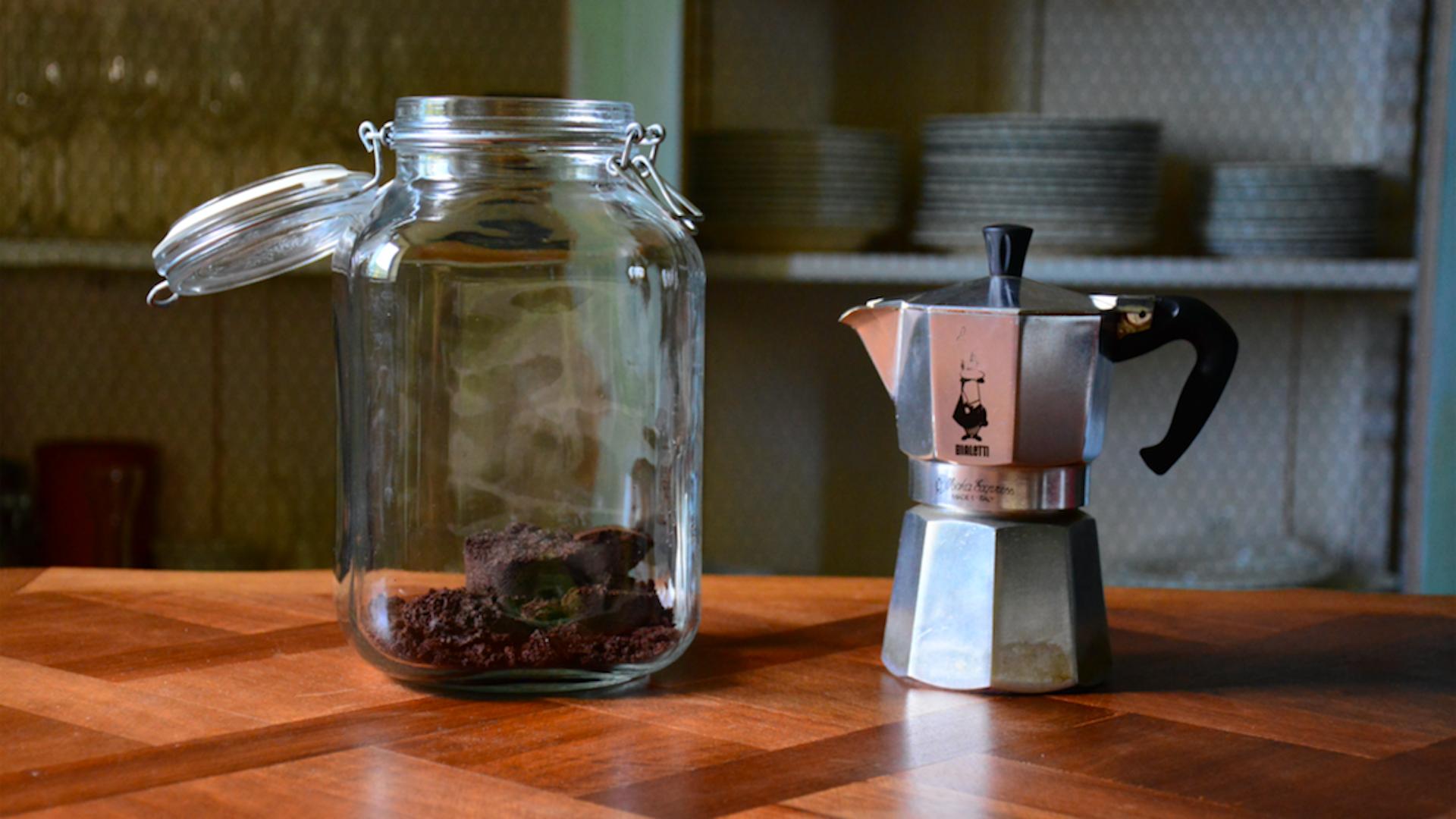 Come utilizzare i fondi di caffè - Riciblog