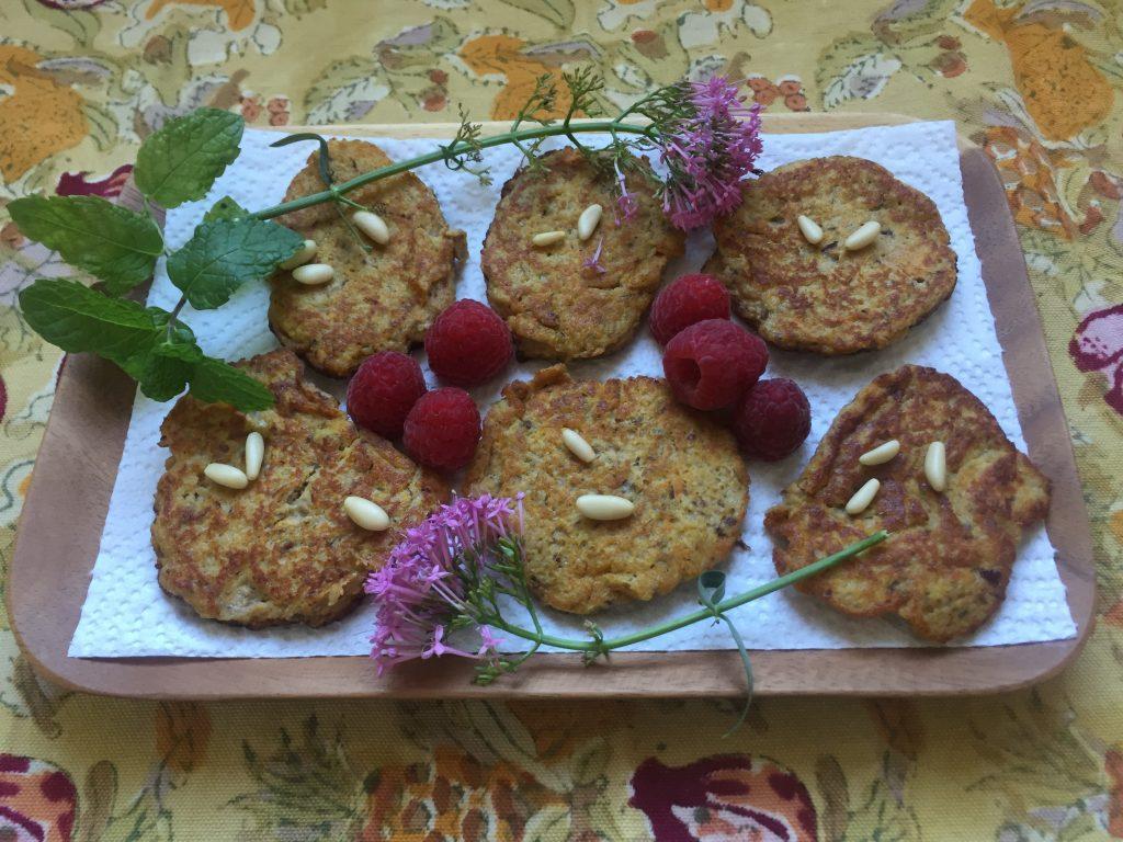 Pancake salutari con gli scarti della centrifuga - Riciblog