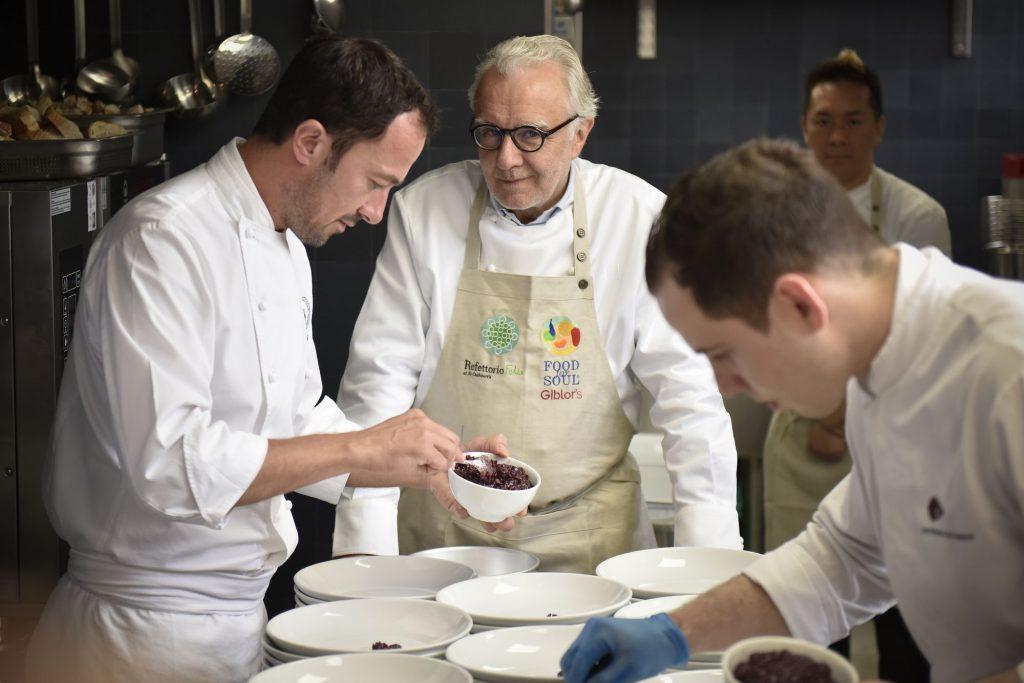 La cucina a scarto zero dello chef Alain Ducasse - Riciblog
