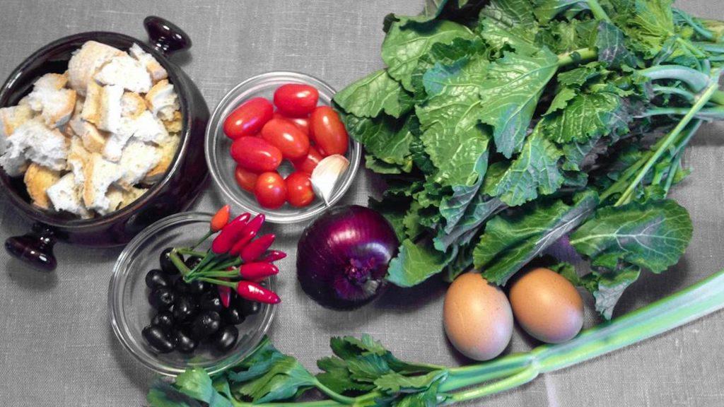 Cialledda calda: la ricetta passo passo - Riciblog