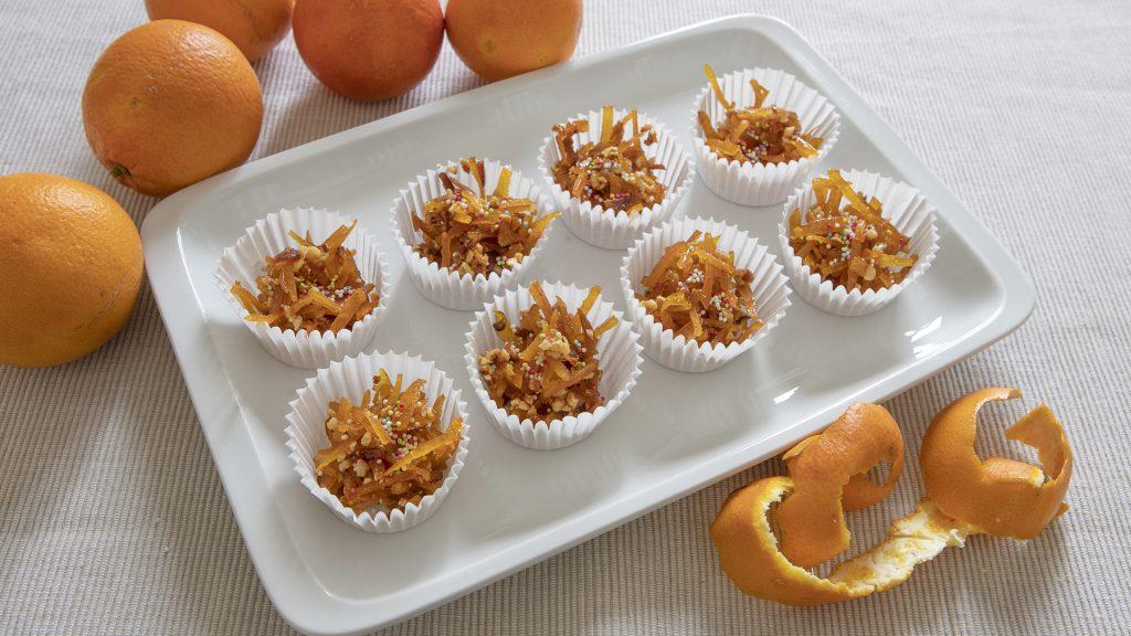 Scorza d'arancia: come utilizzarla per preparare la S'Aranzada - Riciblog