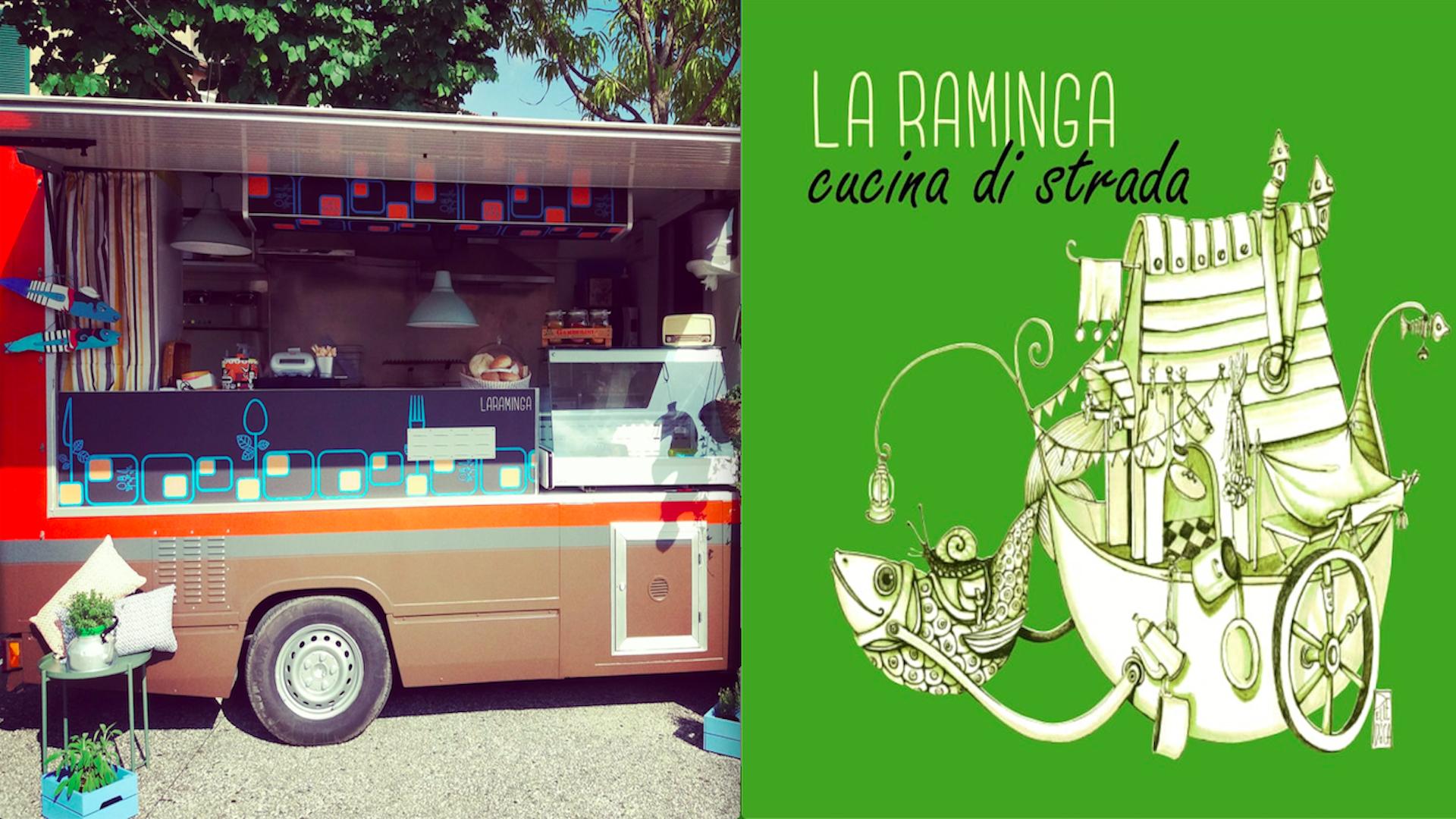 La Raminga: cucina di strada - Riciblog