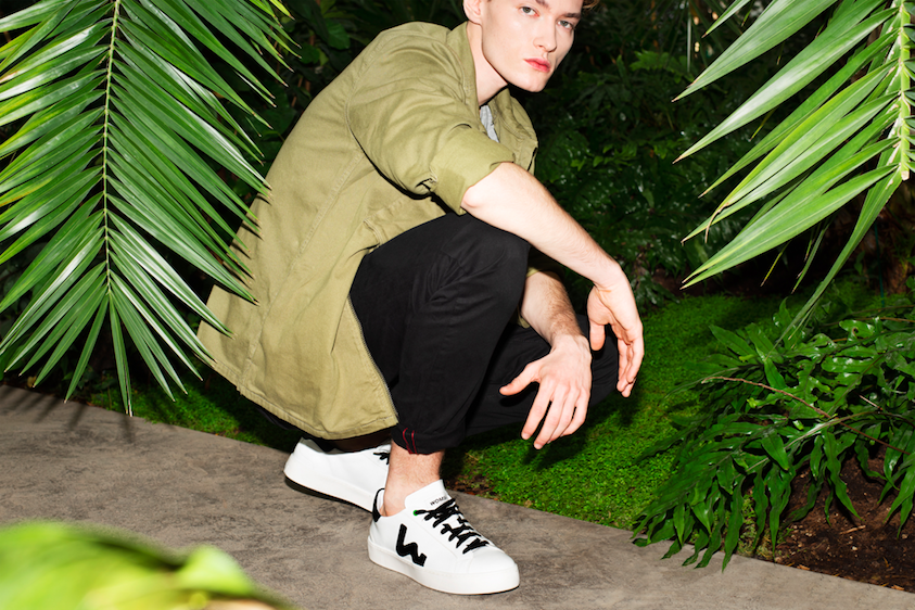 Womsh: scarpe fatte con scarti di mela - Riciblog