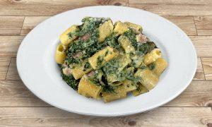 Pasta con le coste e pancetta – ingredienti e preparazione