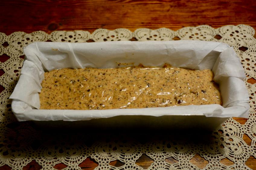 Plumcake alle banane mature e cioccolato - ingredienti e preparazione