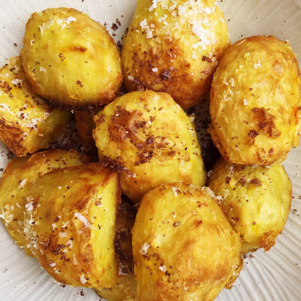 Ricetta con patate lesse avanzate - come saltarle in padella