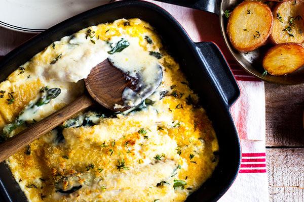 Ricetta con patate lesse avanzate - come fare il tortino di patate