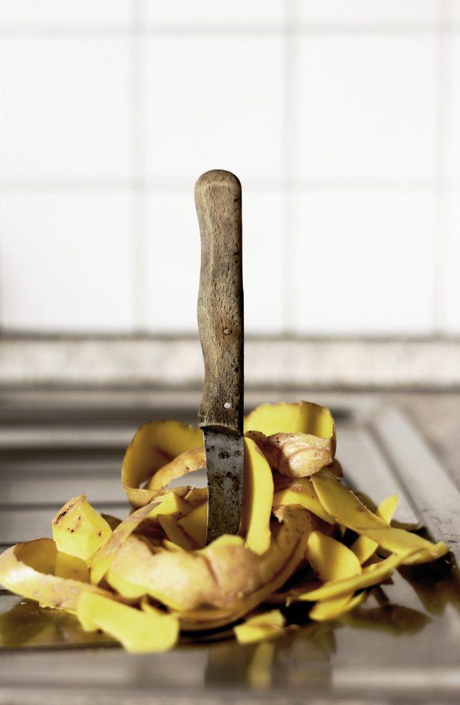 Bucce di patate – impieghi fuori cucina
