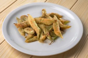 Baccelli di piselli in pastella – ingredienti e preparazione
