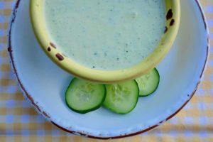 Come preparare la salsa di cetriolo