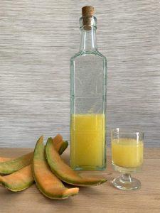 come preparare un liquore con le bucce di melone