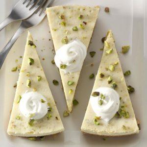 Torta biscotti avanzati farcita al pistacchio