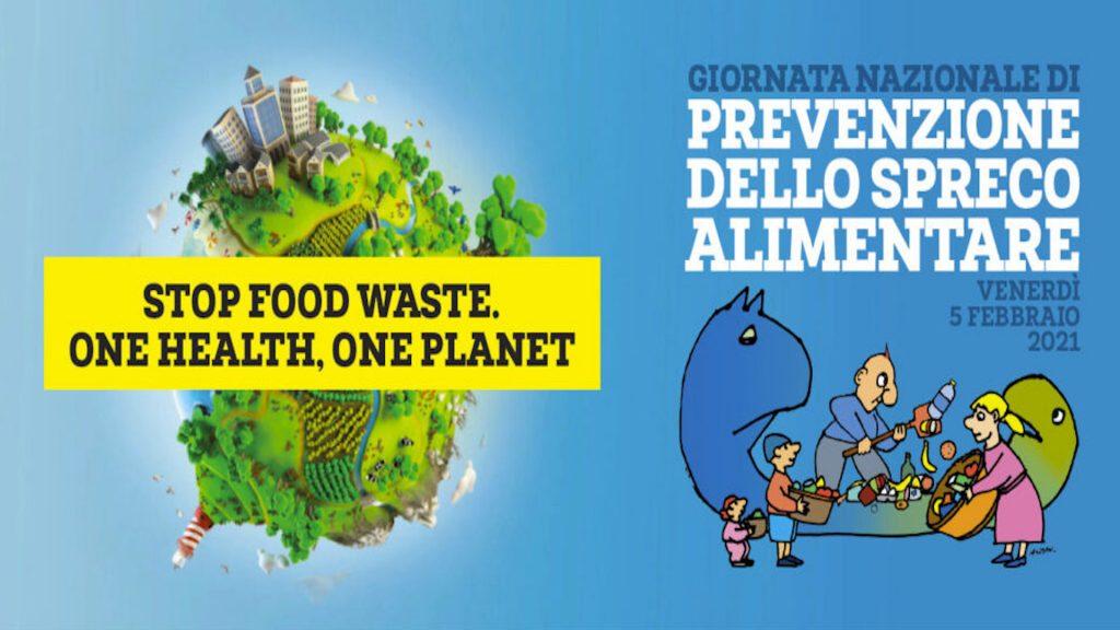 Giornata nazionale di prevenzione spreco alimentare