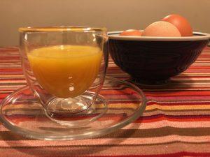 preparare il vov con l'uovo intero - riciblog