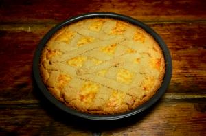 ricetta crostata dolce con grano saraceno e latte