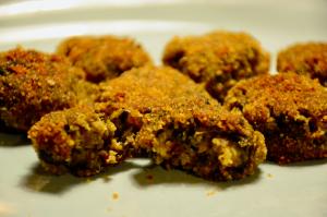 Come preparare le polpette con pane e foglie di cavolo