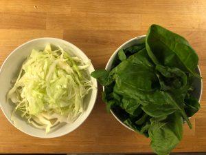 orta salata con avanzi di verdure – Ricette Riciblo