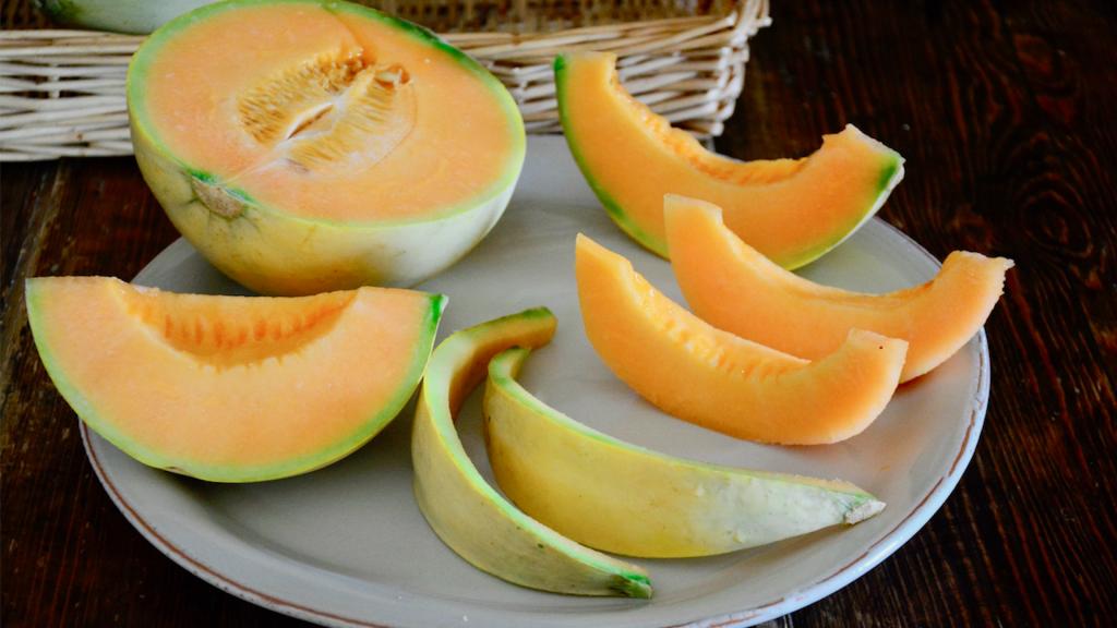 tre ricette con le bucce di melone