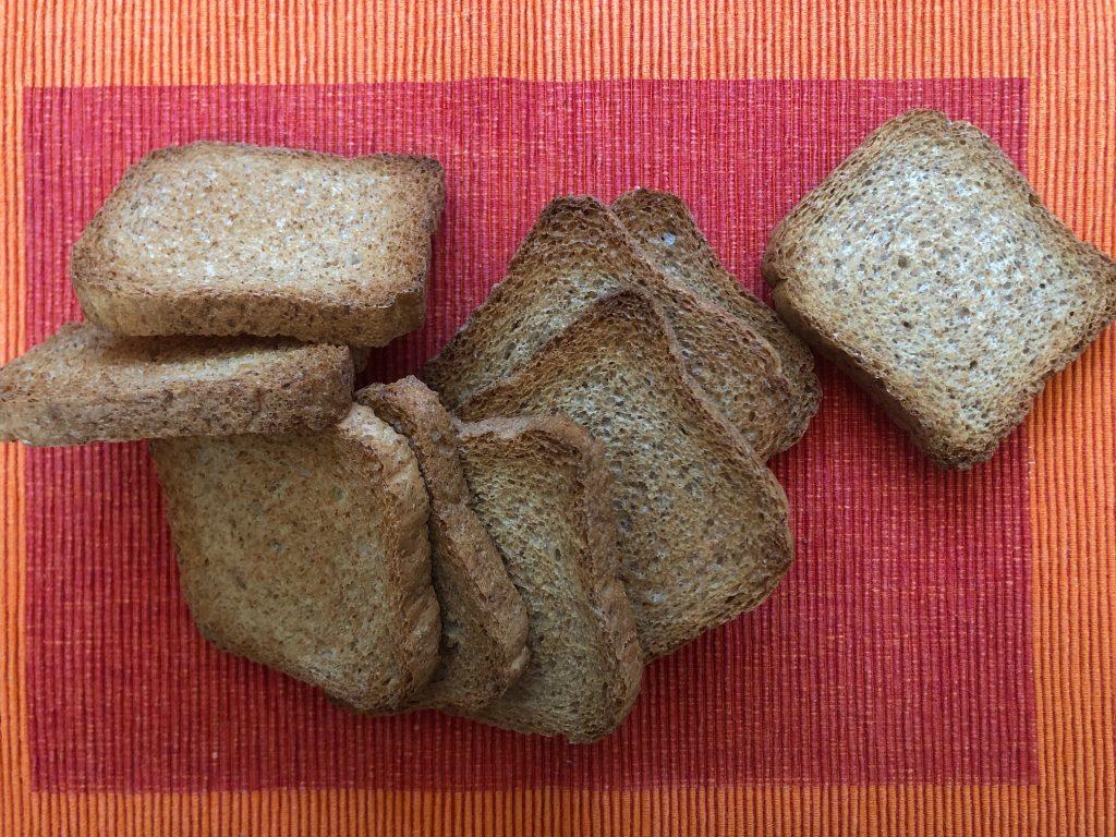 Come utilizzarre le fette biscottate nelle ricette